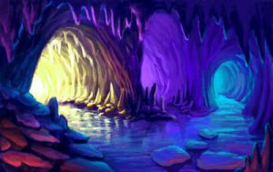 cave by MsLetter