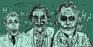 Jokers by LeevanCleefIII