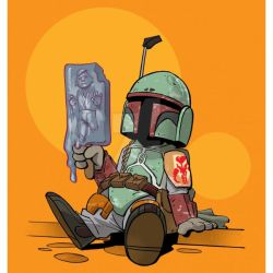 han-sicle by BrianKesinger