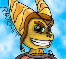 Ratchet Head - Color by pauinhopc