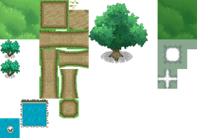 pokemon xy tileset by babydialga