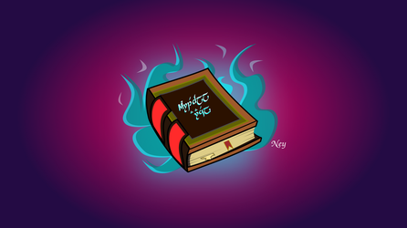 Spell book by Nehimy