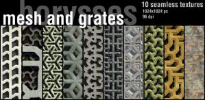 Mesh and grates by borysses