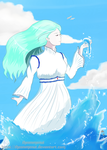 Watermage by theAnimeNut