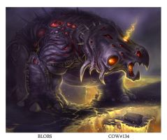 Colossus From Hell, COW134 by ScottPurdy