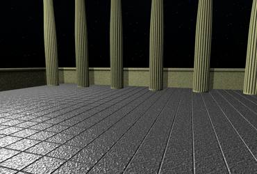 Marble and Columns: Outlook by ResultsOfMonopoly