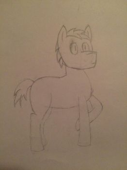 My First Drawing! by glassyvpp