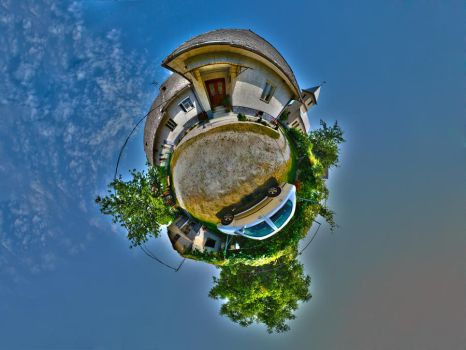 Little planet by 55Martin