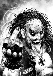 Lobo by SaintYak