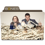 Bones Folder Icon by Plentyrees