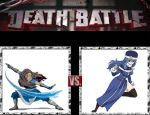 Request #98 Katara vs Juvia by LukeAlanBundesen