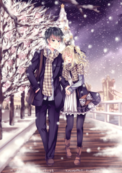 Winter Rendezvous by KazugaMei5