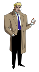 Constantine - DCAU Style by JTSEntertainment