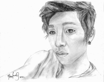 Changjo by KrazedChaos