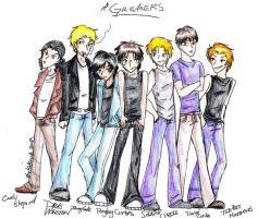 The Greasers by Goten0040