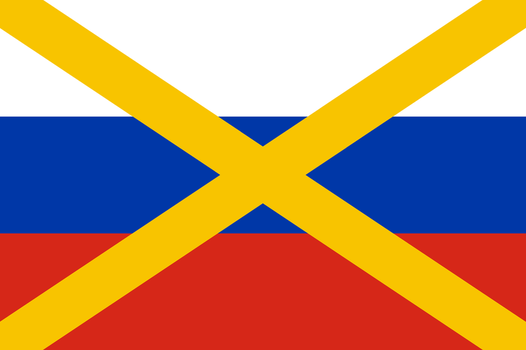 Flag of Russian Somali by mordredderby