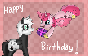 Happy Birthday! by tinttiyo