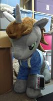 Not so Little Pip plush by Bladespark