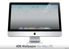 iOS Wall for Mac, PC by nyolc8