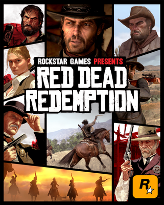 Red Dead Redemption by Zook24