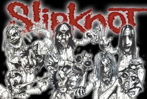 Slipknot by CerberusLives