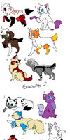 Adopts by PentTheCat