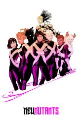The New Mutants by gottabecarl
