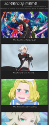 Screencap Meme - Classicaloid by alindicollection