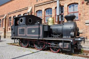 Old Locomotive 2 By Cindysart-stock by CindysArt-Stock