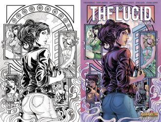 The Lucid 1 Playcon Cover by EdgarSandoval