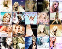 The Many faces of Cascada by DeadInfecti0n