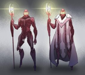 Imperator concept by CarmineCMX