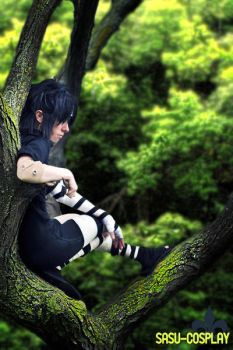 Lie in Wait by Sasu-Cosplay