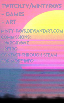 steam background edit by Minty-Paws