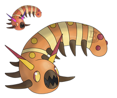 018 - Pulvepede by Spotted--Jaguar