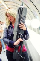 Rose Tyler BFG - Doctor Who by aimeekitty