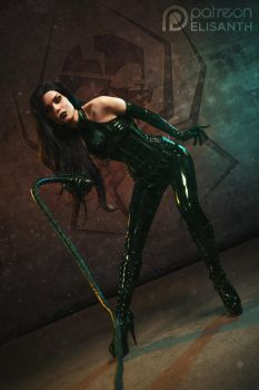 Madame Hydra - January Patreon shoot2 by Elisanth
