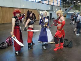 Groupe Fate by castor227027