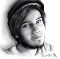 Pewdiepie by CherryStarwberry7