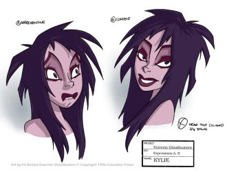 XGB: Main Model Pack:- Kylie Expressions 01 by filbarlow