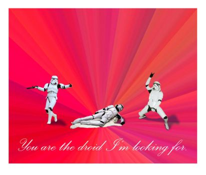 Storm trooper valentines by zikrostag