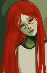Thoughtful Lady Grell by SiriusC