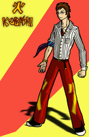 Kobashi - Playing with Fire by JTtheNinja