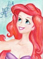 Ariel by AnnieIsabel