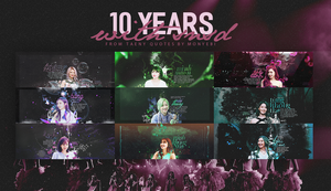 #10yearswithSNSD by Monyebi
