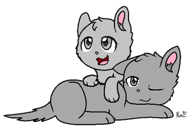 Two kits Base by animalluv10