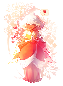 Padparadscha by Rurushich