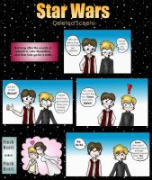 Star Wars: comic by Beth-Star