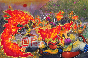 Poke Days: Chimchar Family