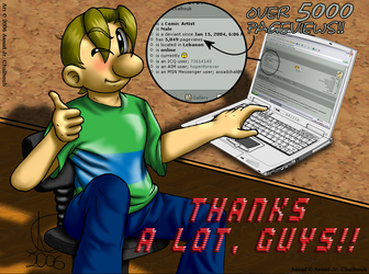Past 5000 Pageviews by hope-n-forever